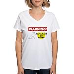 Dalmatian Gifts Women's V-Neck T-Shirt