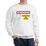 Dalmatian Gifts Sweatshirt