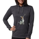 English Foxhound Gifts Womens Hooded Shirt