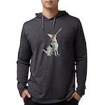 English Foxhound Gifts Mens Hooded Shirt