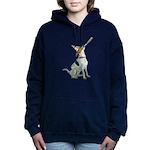 English Foxhound Gifts Women's Hooded Sweatshi