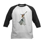 English Foxhound Gifts Kids Baseball Tee