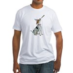 English Foxhound Gifts Fitted T-Shirt