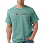 English Setter Mens Comfort Colors® Shirt