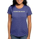 English Setter Womens Tri-blend T-Shirt