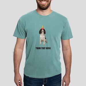 Springer Spaniel Party Mens Comfort Colors® Shirt