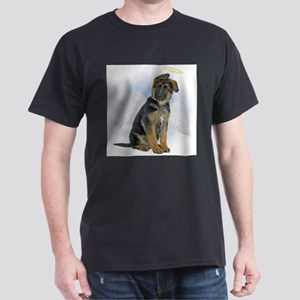 German Shepherd Angel Dark T-Shirt