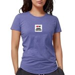 German Shorthaired Pointer Womens Tri-blend T-Shir
