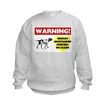 German Shorthaired Pointer Kids Sweatshirt