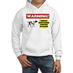 German Shorthaired Pointer Hooded Sweatshirt