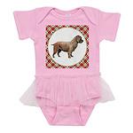 Glen Of Imaal Terrier Baby Tutu Bodysuit