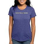 Glen Of Imaal Terrier Womens Tri-blend T-Shirt