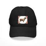 Glen Of Imaal Terrier Black Cap with Patch