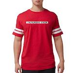 Japanese Chin Mens Football Shirt