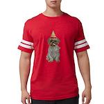 Lhasa Apso Gifts Mens Football Shirt