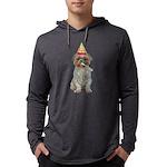 Lhasa Apso Gifts Mens Hooded Shirt