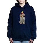 Lhasa Apso Gifts Women's Hooded Sweatshirt