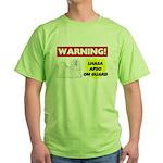 Lhasa Apso Gifts Green T-Shirt