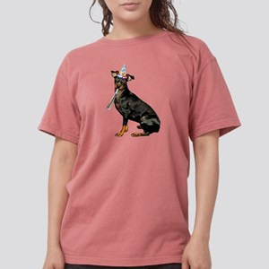 Manchester Terrier Womens Comfort Colors® Shi