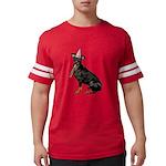 Manchester Terrier Mens Football Shirt