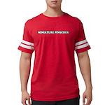Miniature Pinscher Gifts Mens Football Shirt