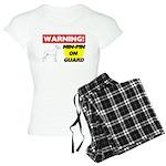 Miniature Pinscher Gifts Women's Light Pajamas