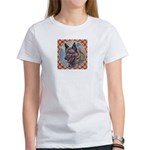 Norwegian Elkhound Women's Classic T-Shirt