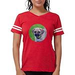Puggle Womens Football Shirt