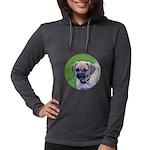 Puggle Womens Hooded Shirt