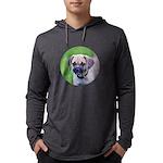 Puggle Mens Hooded Shirt