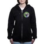 Puggle Women's Zip Hoodie