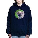 Puggle Women's Hooded Sweatshirt
