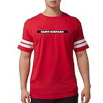 Saint Bernard Gifts Mens Football Shirt