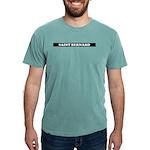 Saint Bernard Gifts Mens Comfort Colors® Shir