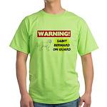 Saint Bernard Gifts Green T-Shirt