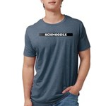 Schnoodle Gifts Mens Tri-blend T-Shirt