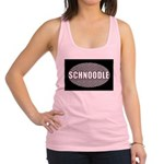 Schnoodle Gifts Racerback Tank Top