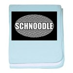 Schnoodle Gifts baby blanket
