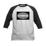 Schnoodle Gifts Kids Baseball Tee