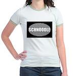 Schnoodle Gifts Jr. Ringer T-Shirt