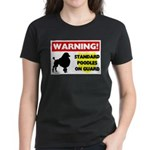 Standard Poodle T-Shirts Women's Classic T-Shi
