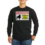 Standard Poodle T-Shirts Long Sleeve Dark T-Shirt
