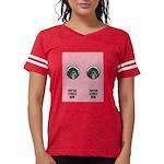 Tibetan Terrier Womens Football Shirt