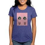 Tibetan Terrier Womens Tri-blend T-Shirt