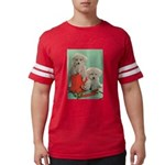 Toy Poodle T-Shirts Mens Football Shirt