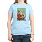 Toy Poodle T-Shirts Women's Classic T-Shirt