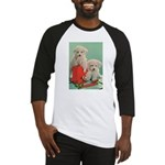 Toy Poodle T-Shirts Baseball Tee