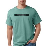 Welsh Corgi Gifts Mens Comfort Colors® Shirt
