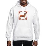 Welsh Corgi Gifts Hooded Sweatshirt