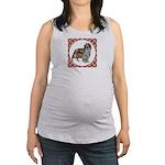 Welsh Springer Spaniel Maternity Tank Top